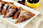 Healthy Hungry Girl Low-Sugar Recipes: Very Cherry Pie Bites