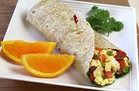 Hungry Girl's Healthy BLT B-fast Burrito Recipe