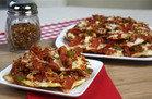 Pizza-Pied Nachos