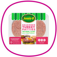 Hungry Girl's Time-Saving Food Finds: Lean turkey patties (fresh or frozen)