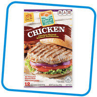 Hungry Girl Costco Must-Have: Don Lee Farms Fully Cooked Chicken Patties