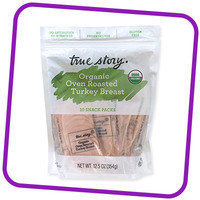 Hungry Girl Costco Must-Have: True Story Organic Oven Roasted Turkey Breast Snack Packs