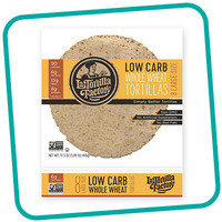 Hungry Girl Costco Must-Have: La Tortilla Factory Low Carb Whole Wheat Large Size Tortillas