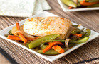 Baked Asian Chicken Stir-Fry