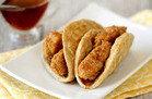 Chicken 'n Waffle Tacos
