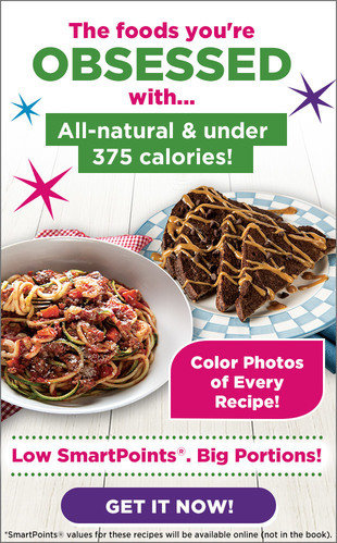 Hungry Girl Clean & Hungry OBSESSED!: The Foods You Crave, All-Natural & Under 375 Calories