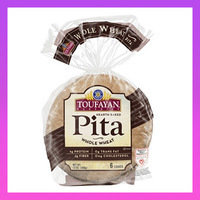 HG Bread Picks & Alternatives: Whole-Wheat Pita Bread