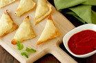 Air-Fried Ravioli