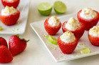 Kickin' Key Lime Strawberries