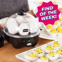 HG's Amazon Find: Dash Rapid Egg Cooker