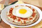 Egg 'n Bacon Pizza