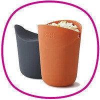 HG Amazon Find: Joseph Joseph M-Cuisine Microwave Single-Serve Popcorn Maker (2 Pack)