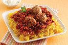 HG Food Obsessions: Spaghetti Swap & Meatballs