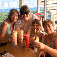 Hungry Girl Lisa's Favorite Things About the Hungry Girl Cruise: The Bonding! Forming Friendships to Last a Lifetime