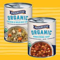 Progresso Organic Soups