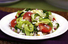 5-Ingredient-or-Less Meals in 30 Minutes Max: Zucchini-Ribbon Salad