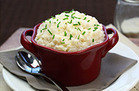 5-Ingredient-or-Less Meals in 30 Minutes Max: Crazy-Cheesy Cauliflower Mash