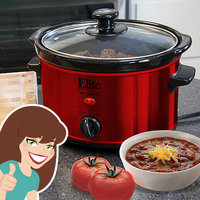 Amazon Find of the Week: Elite Gourmet 2 Quart Oval Slow Cooker