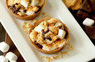 Personal S'mores Pies