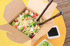 Hungry Girl Veggie Swap: Cauliflower Fried Rice