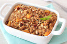 Hungry Girl Veggie Swap: Sweet Faux-tato Casserole