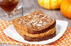 Top HG Pumpkin Recipes: Pumpkin Spice Stuffed French Toast
