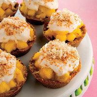 Tropical Pineapple Cutie Pies