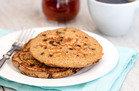 Peanut Butter & Chocolate Pancakes