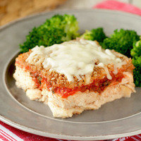 Weeknight Mega Meals: No-Harm Chicken Parm Casserole