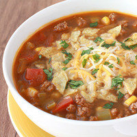 Weeknight Mega Meals: Mexican Taco Soup