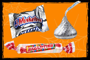 Halloween Candy with 25 Calories or Less