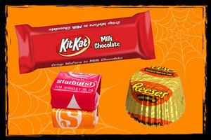 Halloween Candy with 50 Calories or Less