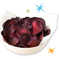 Hungry Girl Best Snacks You're Not Eating: DIY Veggie Chips