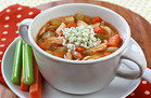 HG Slow-Cooker Chicken Recipes: Buffalo Chicken Chili