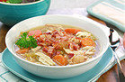 HG Slow-Cooker Chicken Recipes: Bacon Apple Chicken Stew