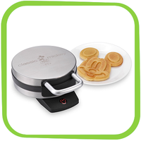 HG Holiday Gift Guide: Disney Classic Mickey Waffle Maker