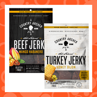 Country Archer Jerky Co. All Natural Jerky