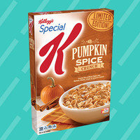 Kellogg's Special K Limited Edition Pumpkin Spice Crunch