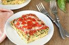 EZ Multi-Serving Meal: Deep-Dish Pizza Egg Bake