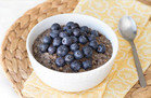 EZ Multi-Serving Meal: Slow-Cooker Blueberry Oatmeal