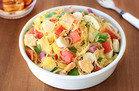 EZ Multi-Serving Meal: Italian Spaghetti Squash Salad