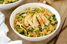 EZ Multi-Serving Meal: Peanut Zucchini Noodles with Chicken (Double it!)