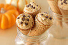 Pumpkin Pie Cannoli Cones