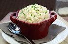 HG Comfort Food Hacks: Crazy-Cheesy Cauliflower Mash