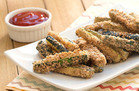 HG Comfort Food Hacks: Crispy Zucchini Fries