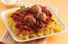 HG Comfort Food Hacks: Spaghetti Swap & Meatballs
