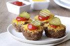 HG Comfort Food Hacks: Cheeseburger Mini Meatloaves