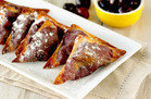 HG Comfort Food Hacks: Very Cherry Pie Bites