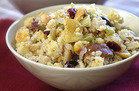 Cran-tastic Apple Cornbread Stuffing