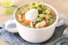 Healthy HG Soup Recipes: Mexican Chicken Soup